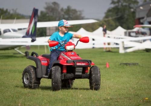 családi replülőnap, gyerekprogram