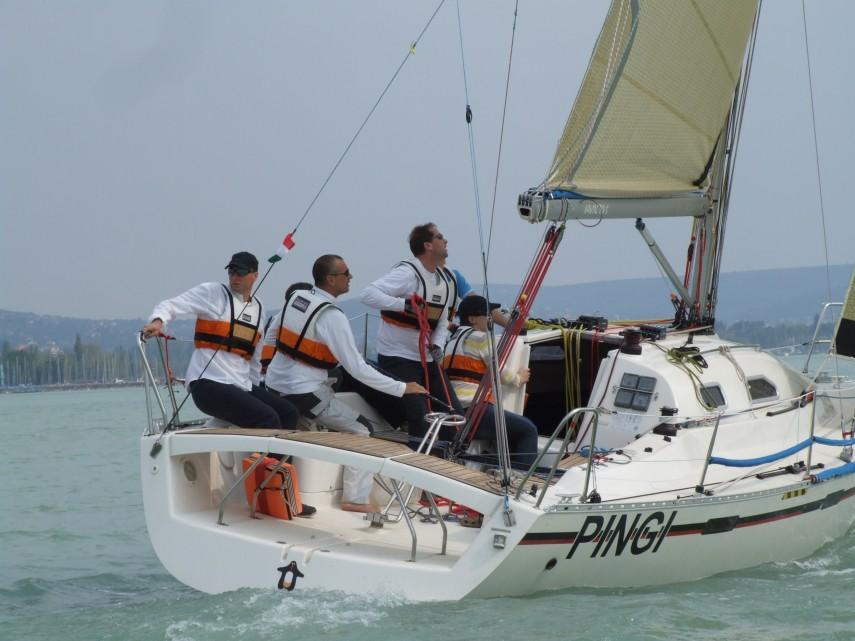 DDC Sailing Cup ügyfélrendezvény Balatonfüred 2010, 2011, 2012