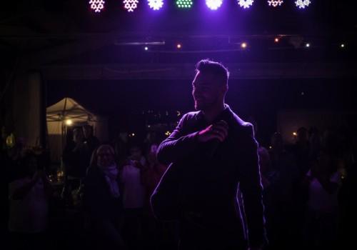 dolgozói rendezvény, Oláh Gergő koncert