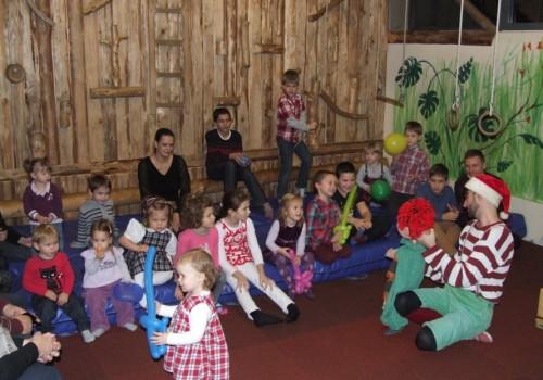 gyerekprogram, játszóház