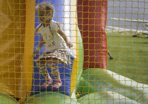 családi nap, gyerekprogram, ugrálóvár