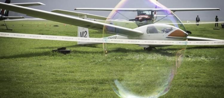családi repülőnap a Budakeszi Sportreptéren