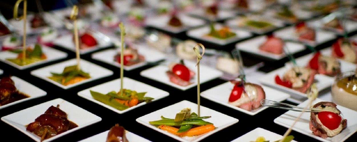 rendezvényszervezés, vendéglátás, finger food