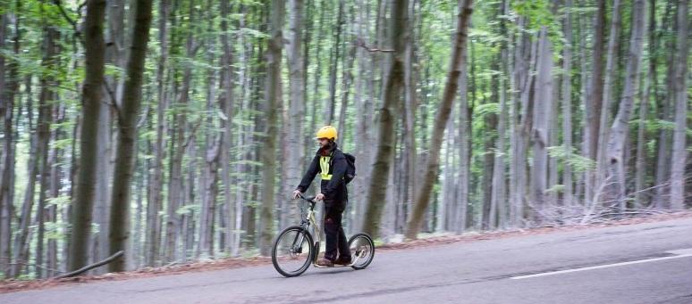 outdoor élményprogram, hilldoggal a Mátrában