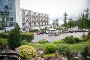 Szakmai rendezvény és outdoor élményprogram helyszíne