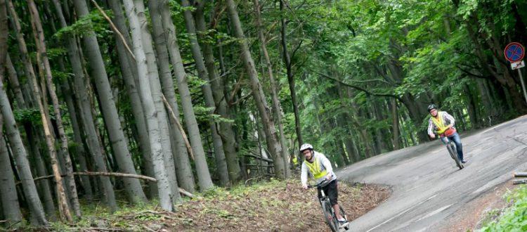 outdoor élményprogram, downhill csűszás a Kékestetőről